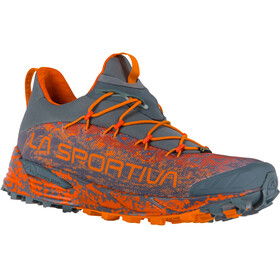 La Sportiva Tempesta GTX Running Shoes Men Slate/Pumpkin